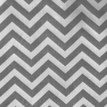 Chevron Grey print